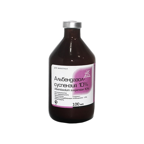 Albendazol% 10 100ml