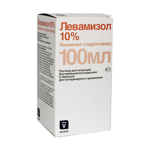 Levomizol% 10 100ml
