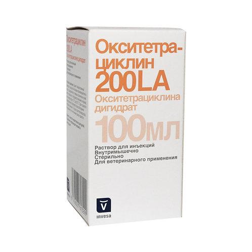 Oksitetrasiklin 200LA 100ml