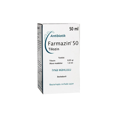 Farmazin 50ml İnjeksiya