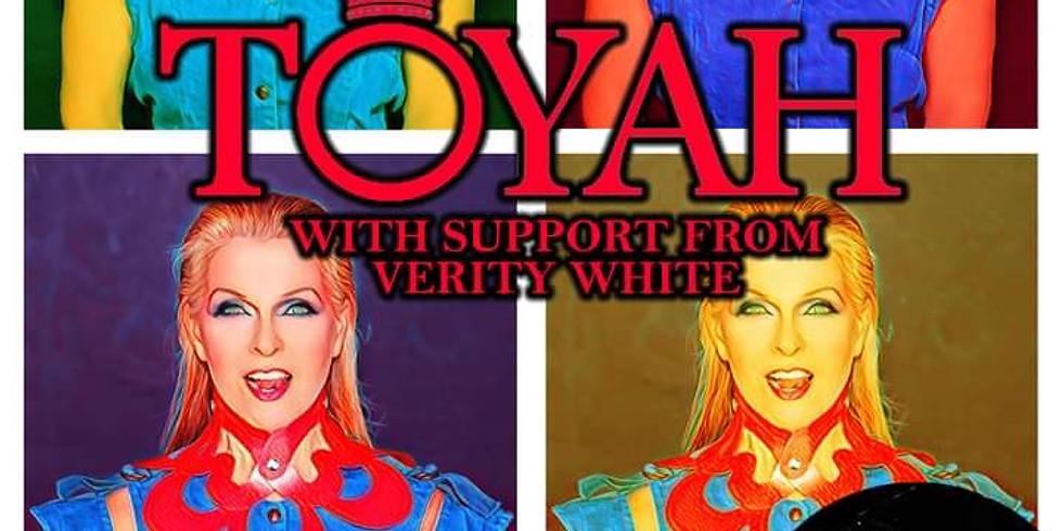 Toyah Wilcox / Verity White
