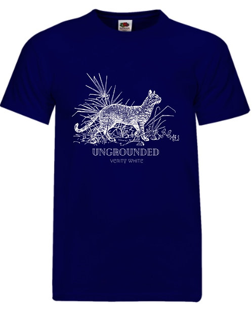 Ungrounded Tee 'n' CD bundle pre-order