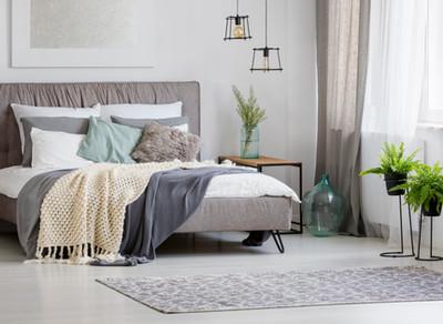 10 TIPS para decorar tu dormitorio