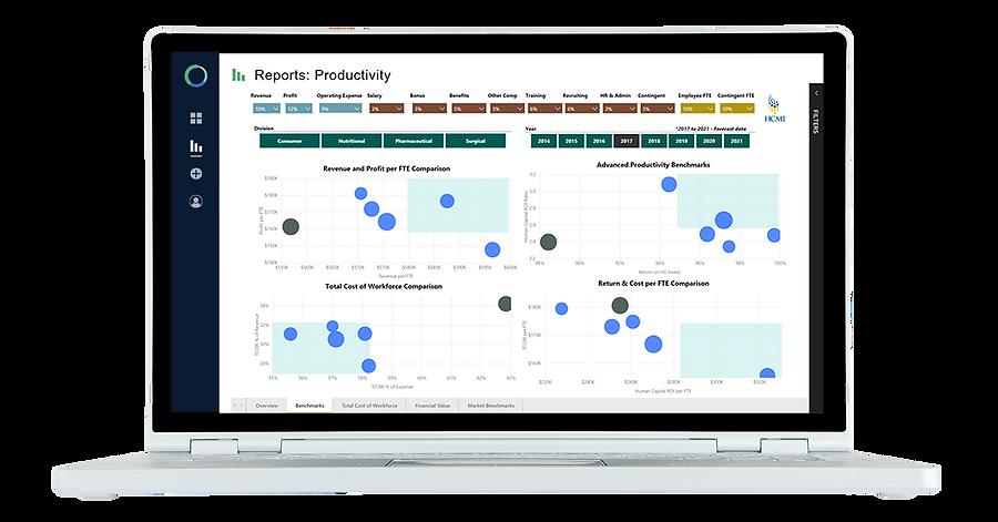 Solve Workforce Analytics Software