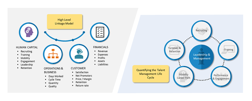 Quantifying the Talent Management Life Cycle