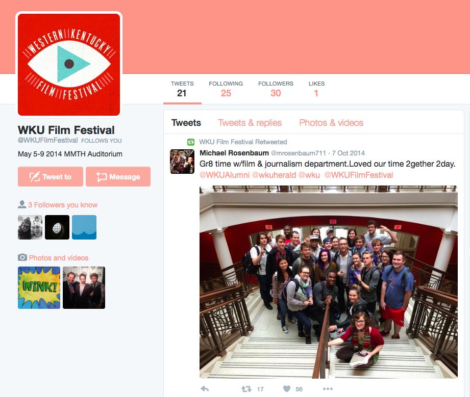 WKU Film Festival 2014