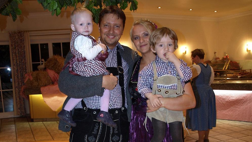 Famiie Jung Waldhotel Bächlein