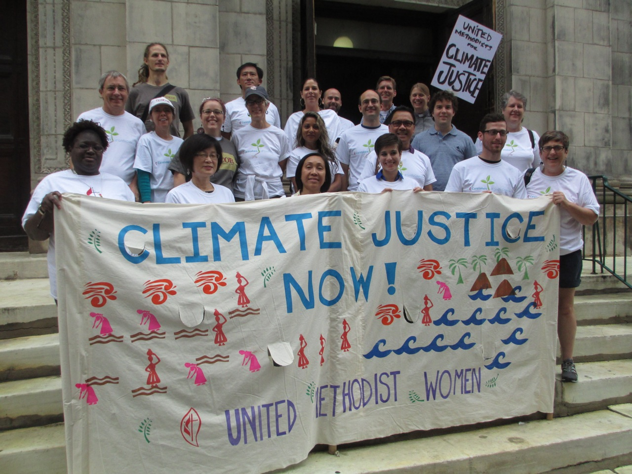 People's March for Climate Justice