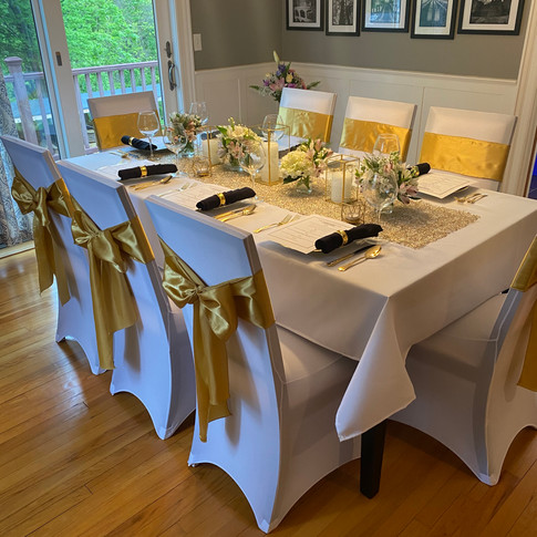 Private Dinners | Multi Course Tasting Menus