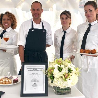 JP Fine Foods Full Service Staff Bartenders and Servers