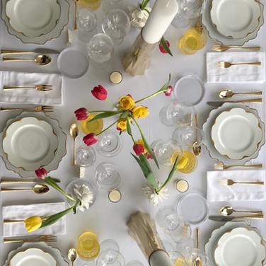 Formal Private Dinner