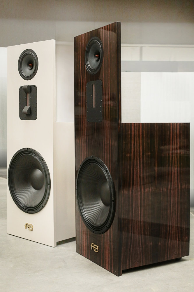 P17 Open Baffle Loudspeakers