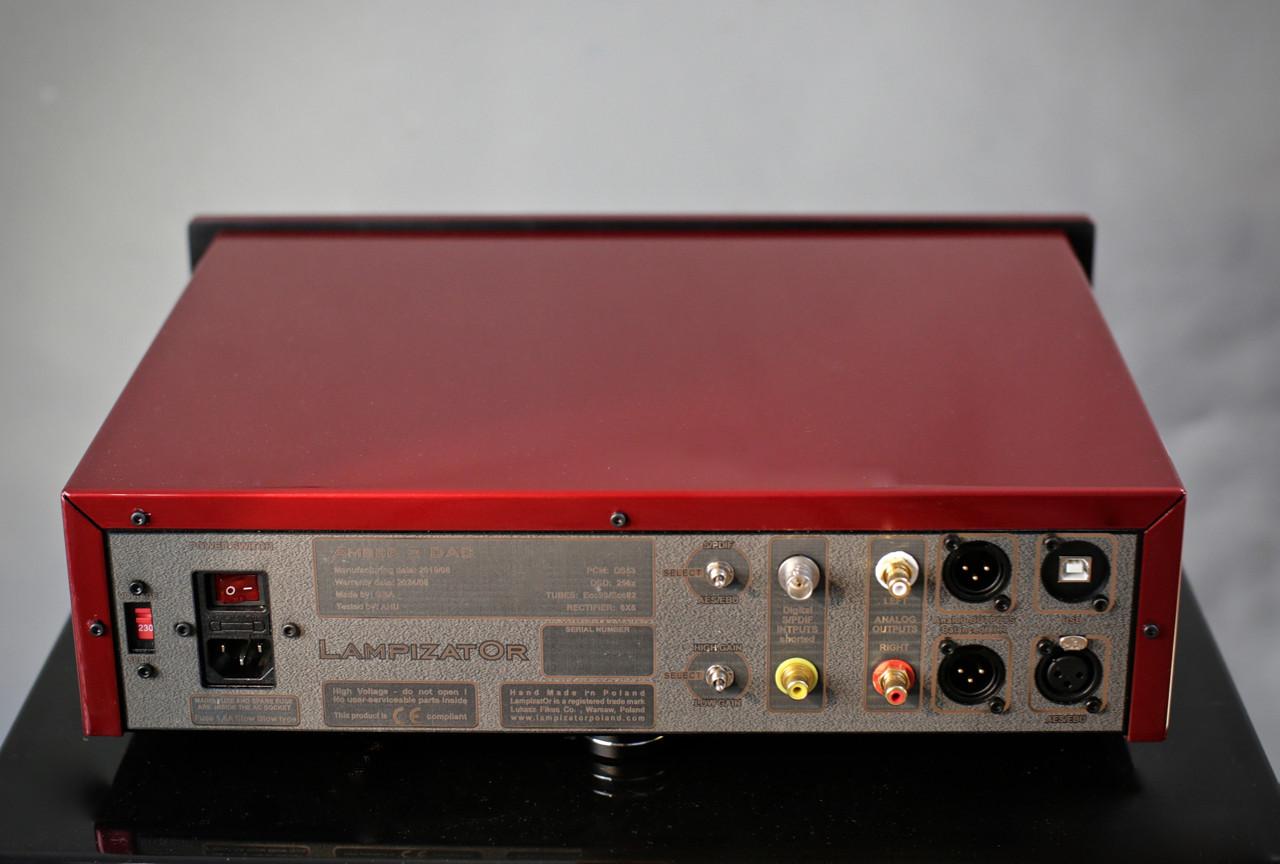 Amber3 DAC