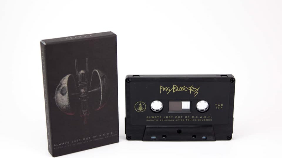 Coming Soon! Limited Edition Always Just Out Of R.E.A.C.H Remaster Tape