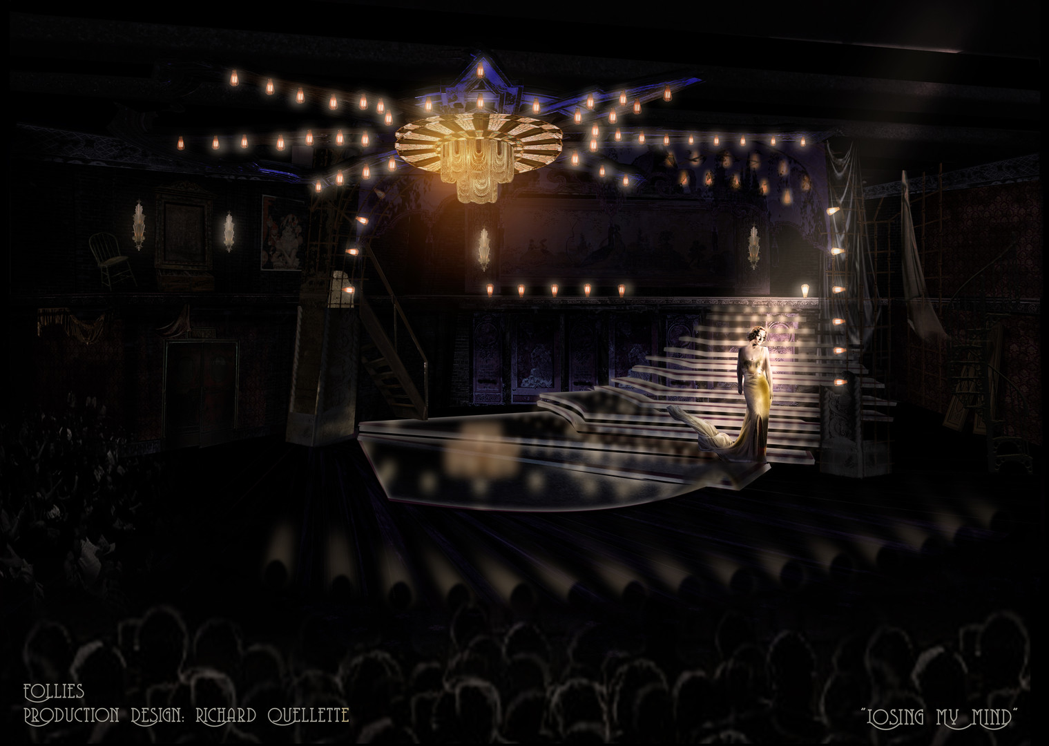 Richard Ouellette Scenic Design