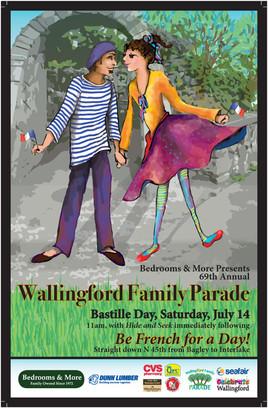 2018 Wallingford Parade