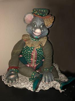 Shakespearean Mouse.