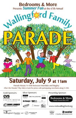 2016 Wallingford Parade