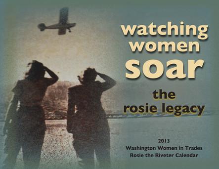 2013 Rosie Calendar