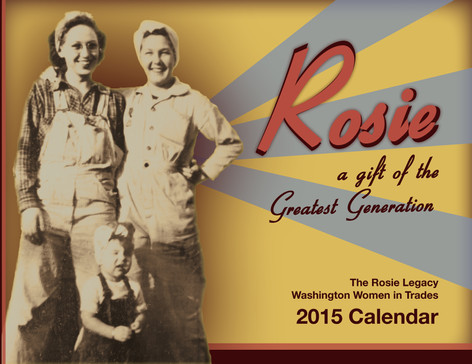 2015 Rosie Calendar
