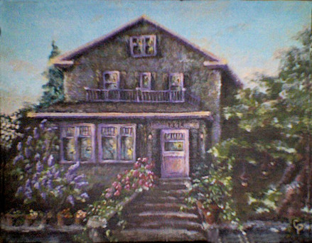 Mary. Dream Shangrow House