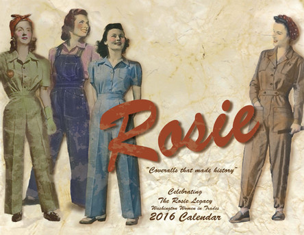 2016 Rosie Calendar