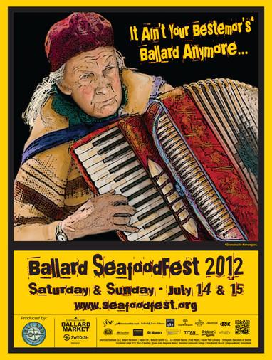 2012 Ballard SeafoodFest