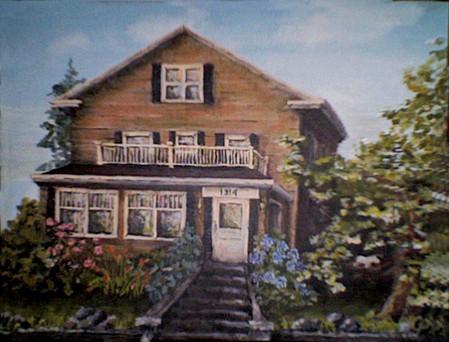 Reba. Original Shangrow House