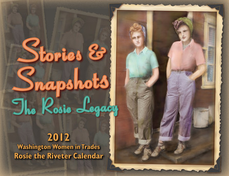 2012 Rosie Calendar