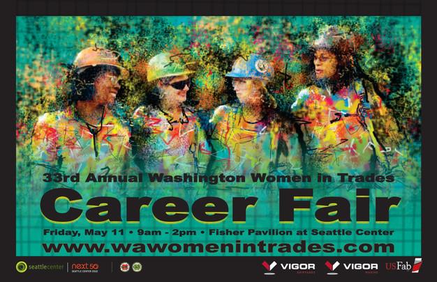 2012 Washington Women in Trades Fair