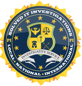 Private Investigator Logo Denver