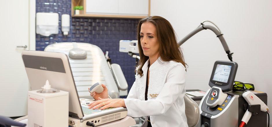 Flebosuite para realização do tratamento de varizes