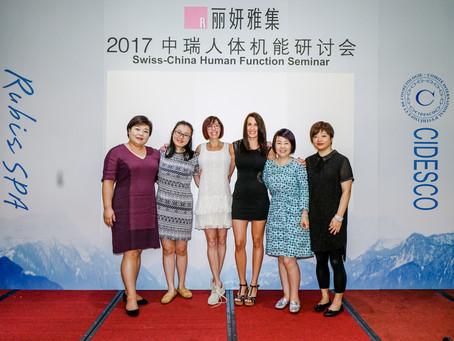 l'Ecole Athénée, forme à Shanghaï