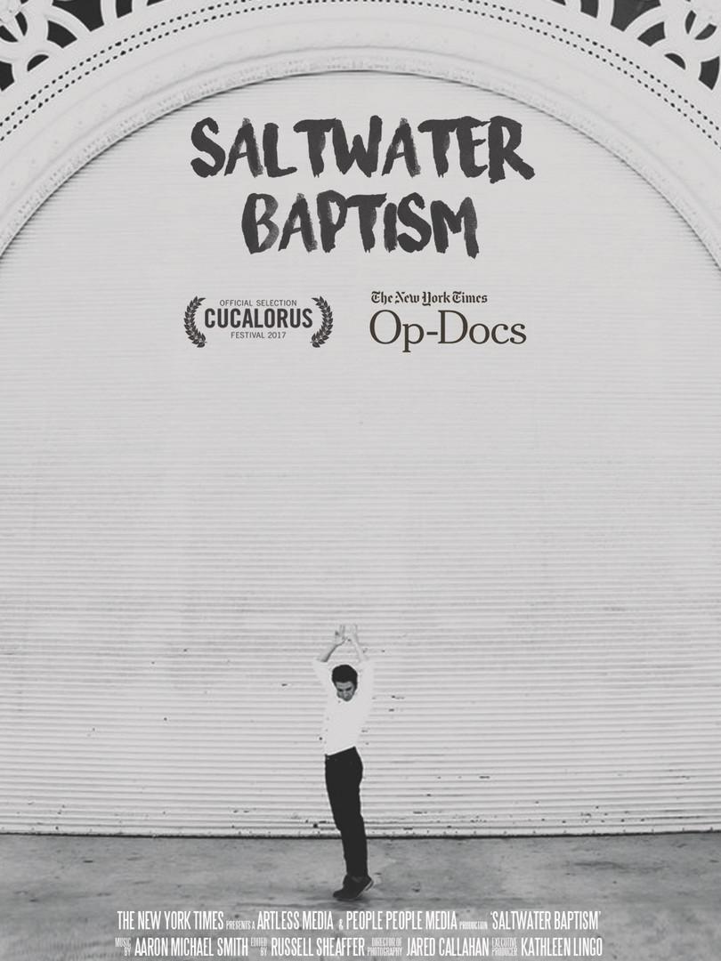Saltwater Baptsm