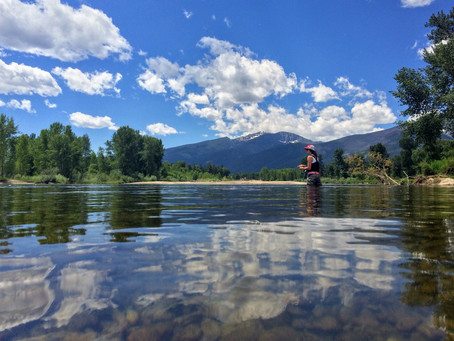 SheJumps River School: A New Fly Fishing Program for Women