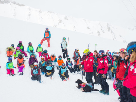 Wild Skills Jr Ski Patrol at Big Sky Resort