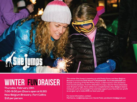 Winter FUN(d)RAISER