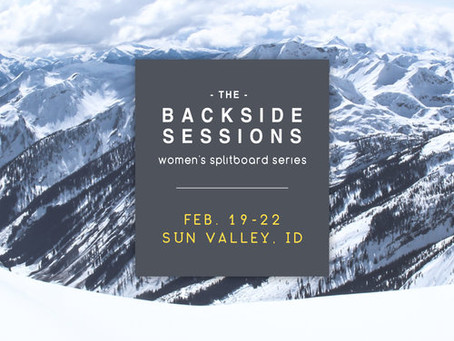 Backside Sessions: Sun Valley, Idaho
