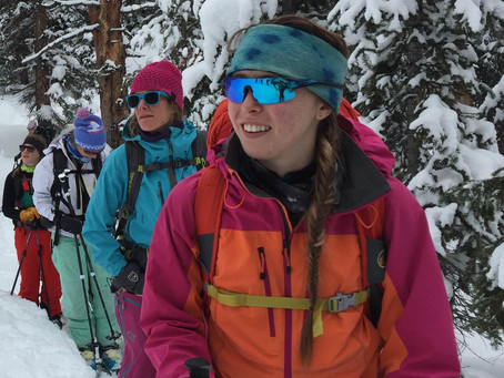 Women's Avalanche Scholarships in the Tetons