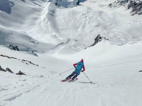 Ski Mountaineering course with Solveig Waterfall – Event info in her own words