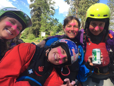 Get the Girls – and Boys – Out! White Salmon Whitewater Kayak Day – Recap