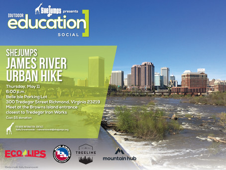 James River Urban Hike