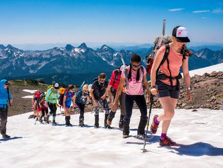 Wild Skills Mountain Camp: Rainier