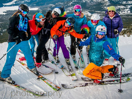 Check out this video from our Get the Girls Out at Crystal Mountain, WA!