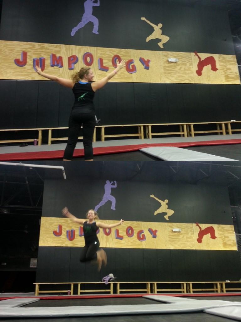 Amber Jumpology