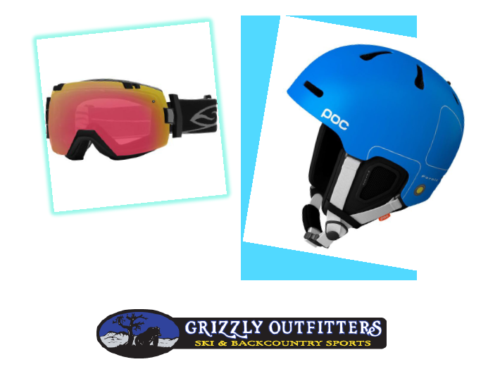 Prizes from Grizzly Outfitters.