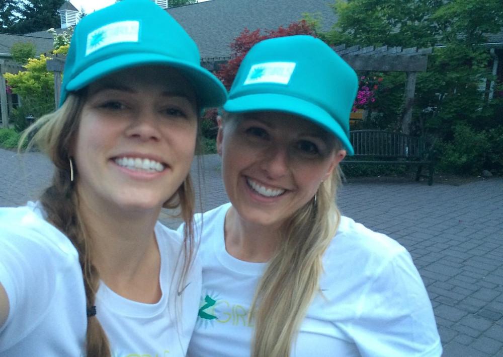 Libby & Jilyne