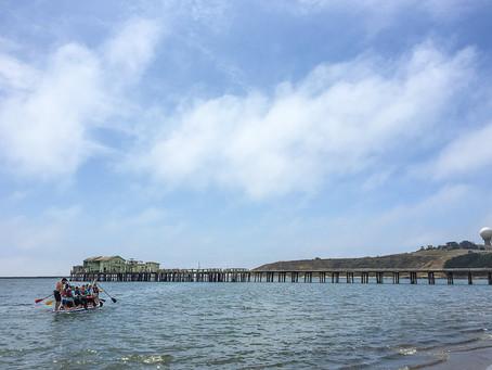 NorCal SheJumps Stand Up Paddleboard Adventure at Half Moon Bay
