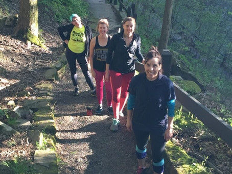 Trail Running & Nature Workout Recap