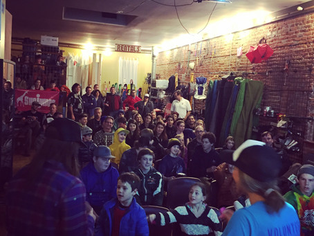 SheJumps, NWAC and BCE Youth Avalanche Awareness Class – Recap